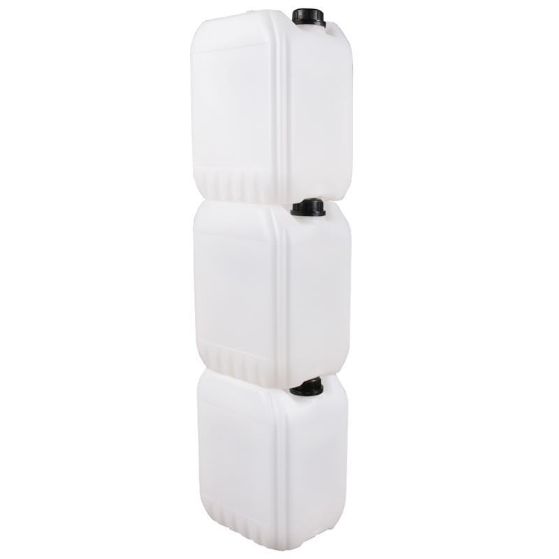 Pic_D:2 x Wasserkanister 10 L mit Ablasshahn für Camping