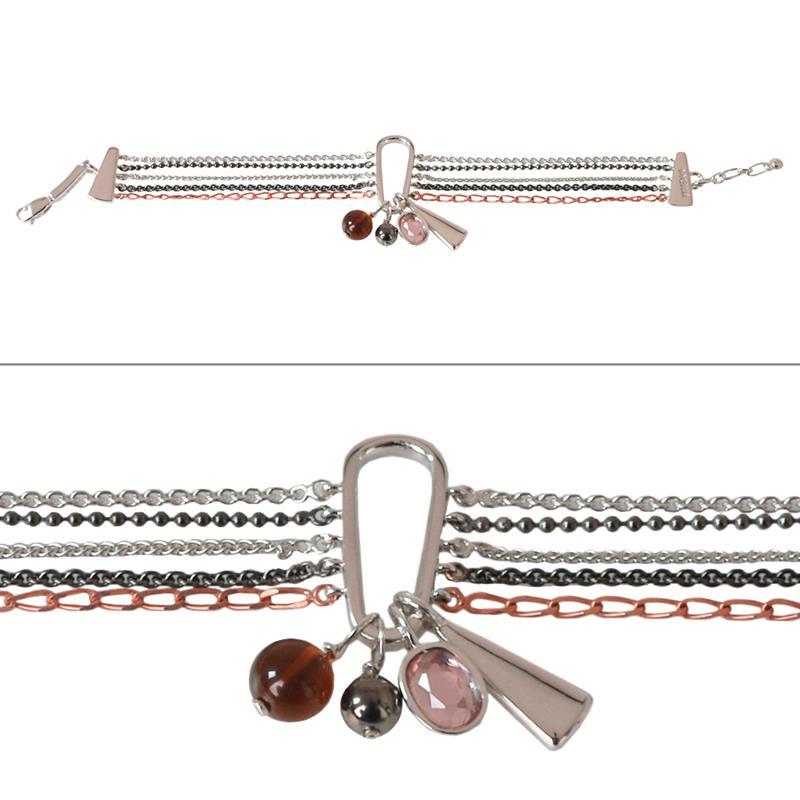 Pic_C:Silberhalskette und Silberarmband von MEXX