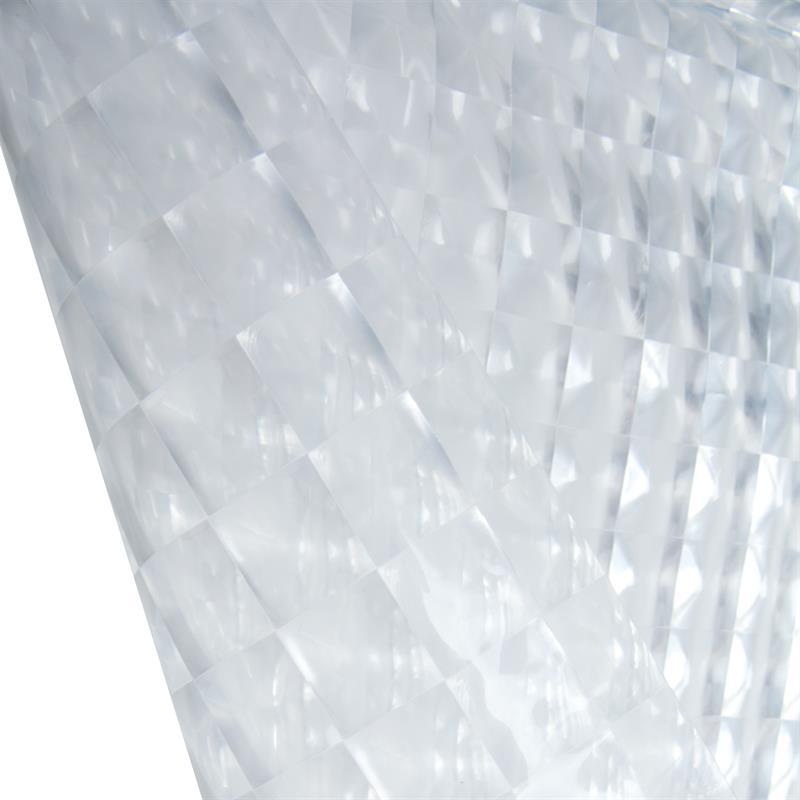 Pic_B:Duschvorhang in 3D Optik mit Kästchen 33210
