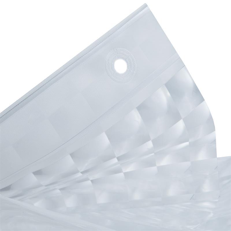 Pic_E:Duschvorhang in 3D Optik mit Kästchen 33210