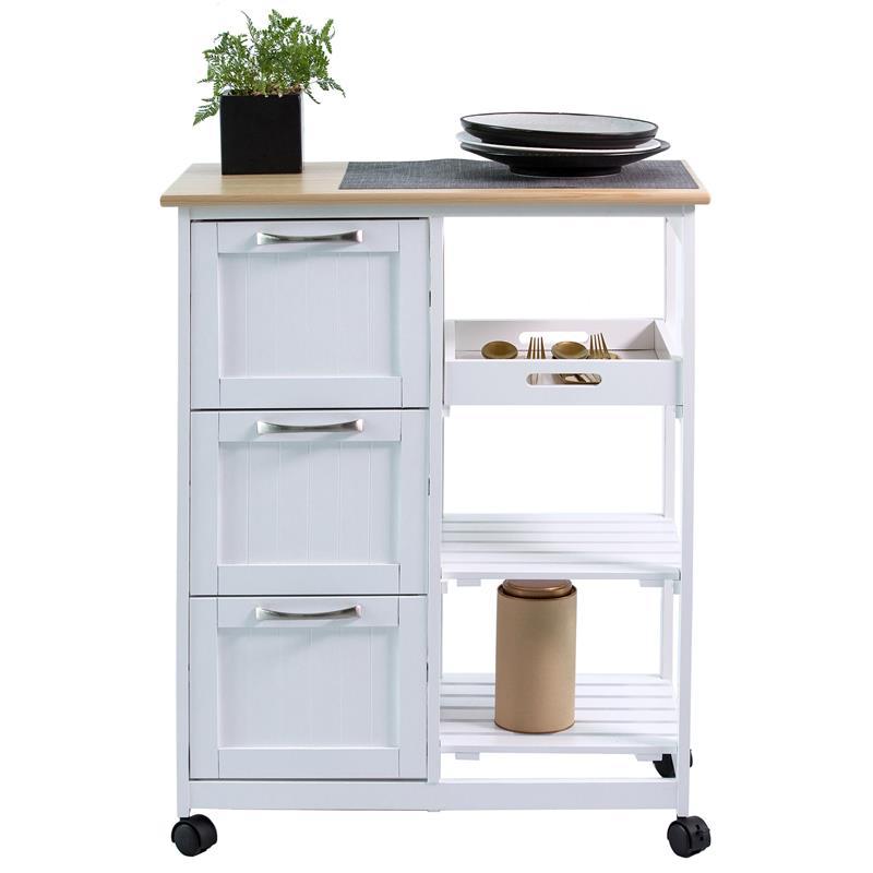 Küchenwagen aus Holz - Hier günstig kaufen!