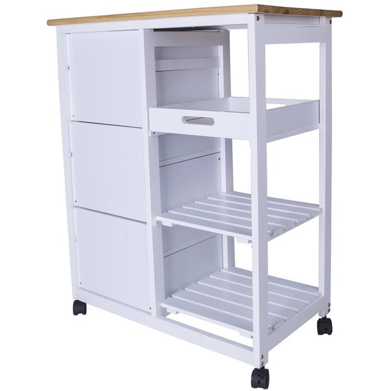 Küchenwagen  Küchenwagen aus Holz - Hier günstig kaufen!