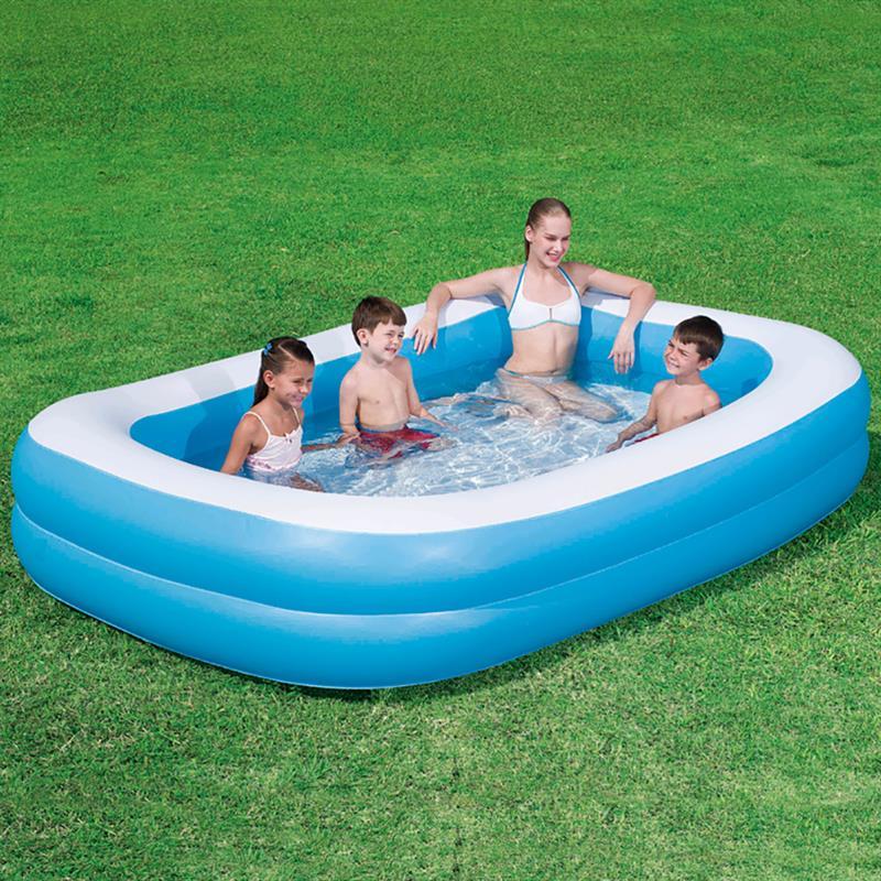 Pic_B:Family Pool Planschbecken 450 Liter 54005