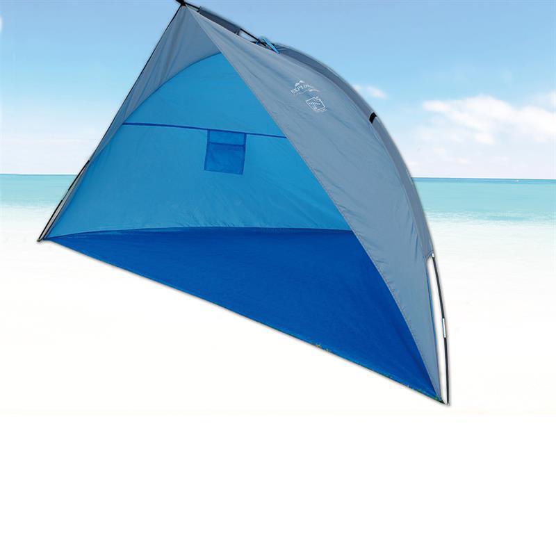Pic_B:Reise-Strandmuschel Blau 240 x 125 x 125 cm 46253