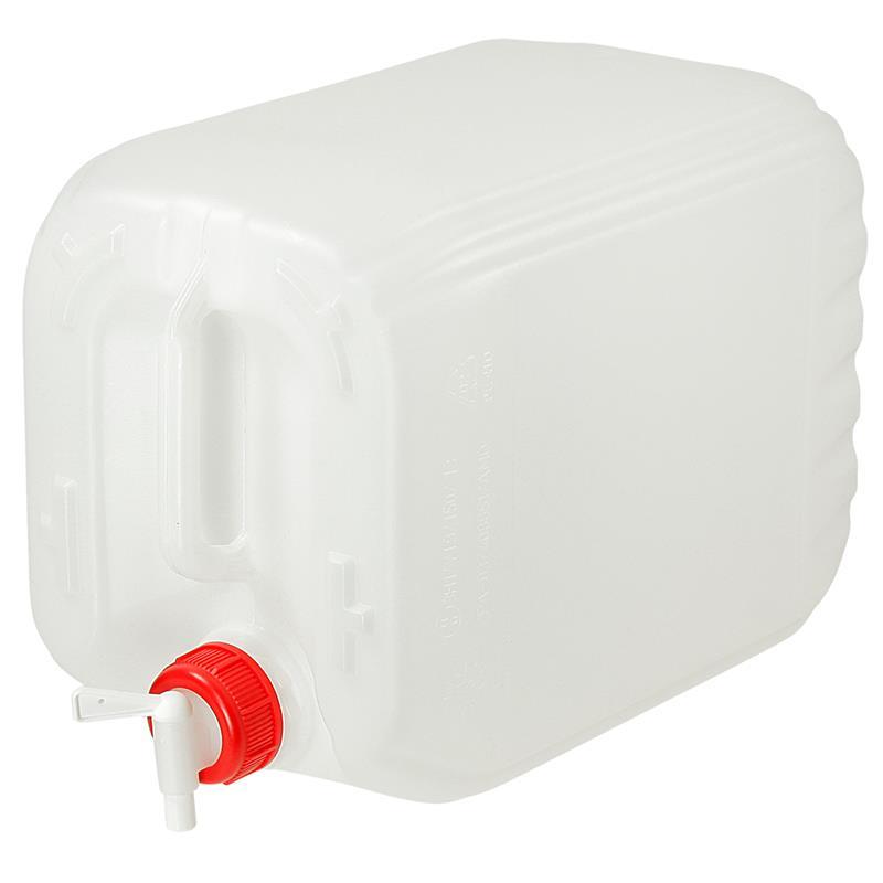 Pic_B:3 x Wasserkanister 10 L mit Ablasshahn