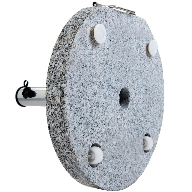 sonnenschirmst nder schirmst nder granit rund 30 kg bei anaterra. Black Bedroom Furniture Sets. Home Design Ideas