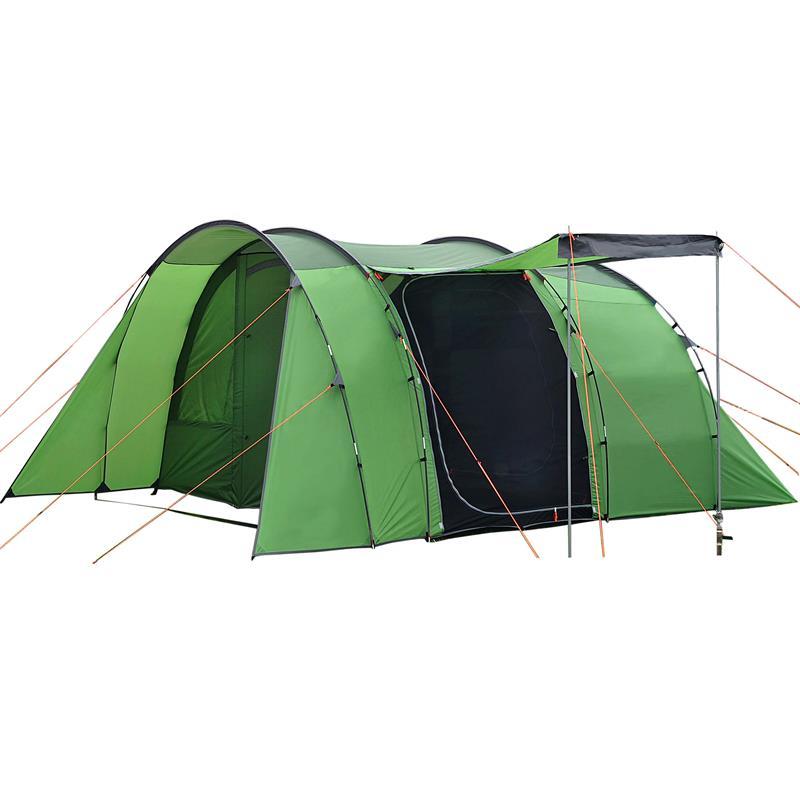 Pic_A:Zelt Tunnelzelt Familienzelt Camping-Zelt 5 Personen Alicante 5 oliv 41550
