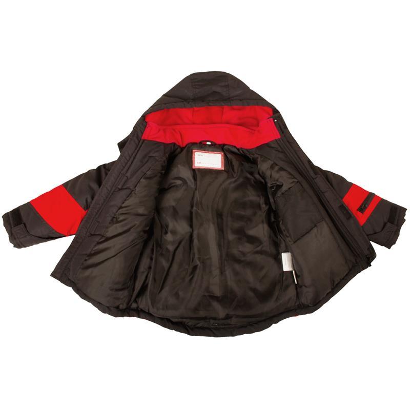 Pic_C:Skianzug Kinder Schwarz Rot 14191900