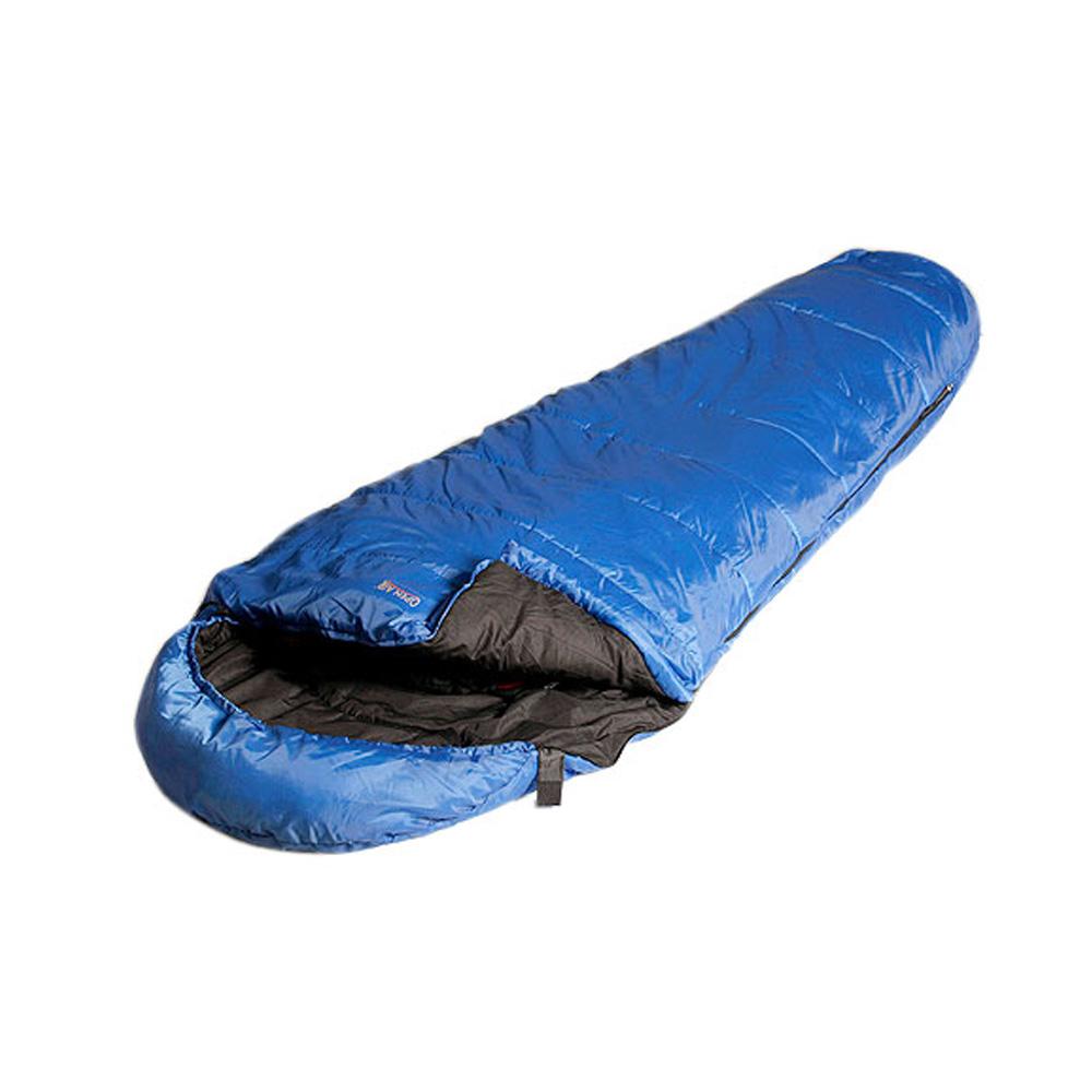 klein mumien schlafsack york700 camping outdoor zelten ebay. Black Bedroom Furniture Sets. Home Design Ideas