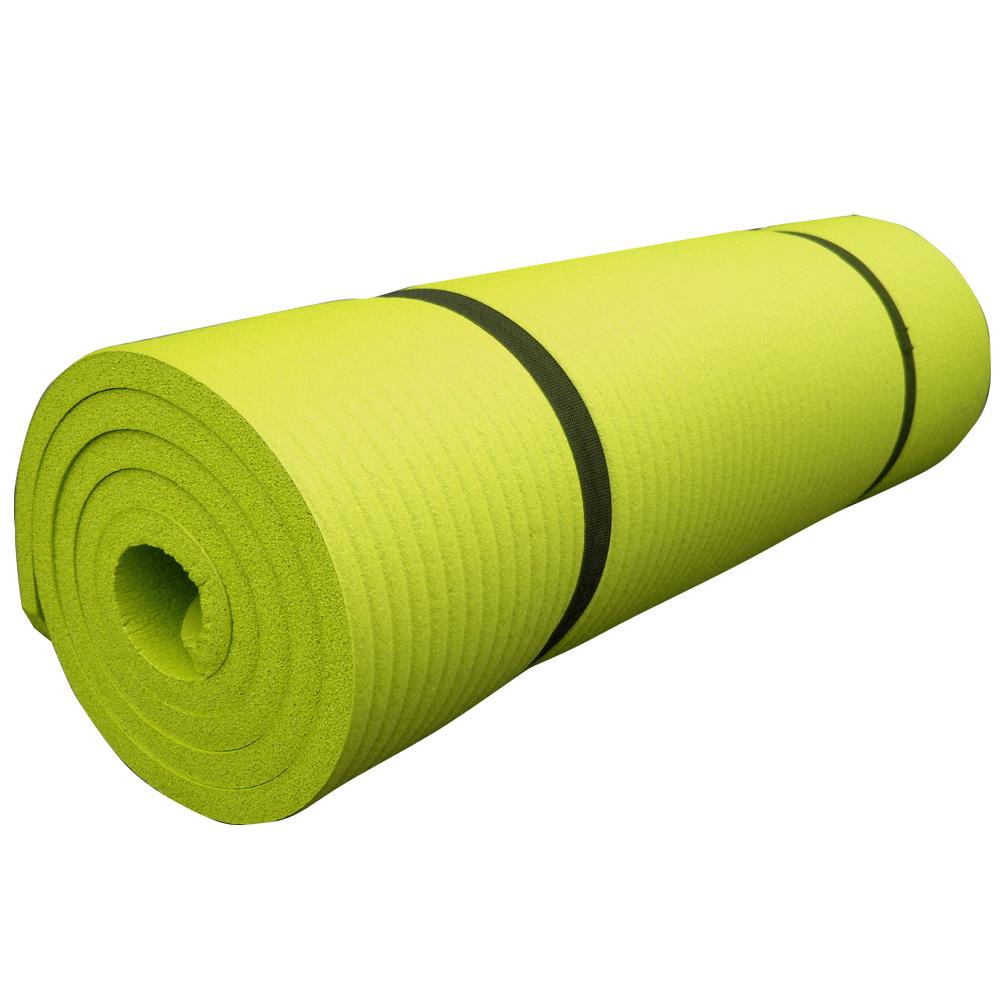 gymnastikmatte grün