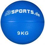 Medizinball blau 9 kg