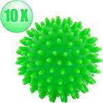 Massagebälle 10er Set grün