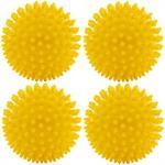 Massagebälle 4er Set gelb