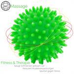 Massagebälle 4er Set grün
