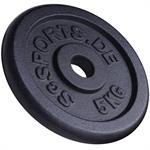 10 kg Hantelscheibenset Gusseisen 30 mm 2x5 kg