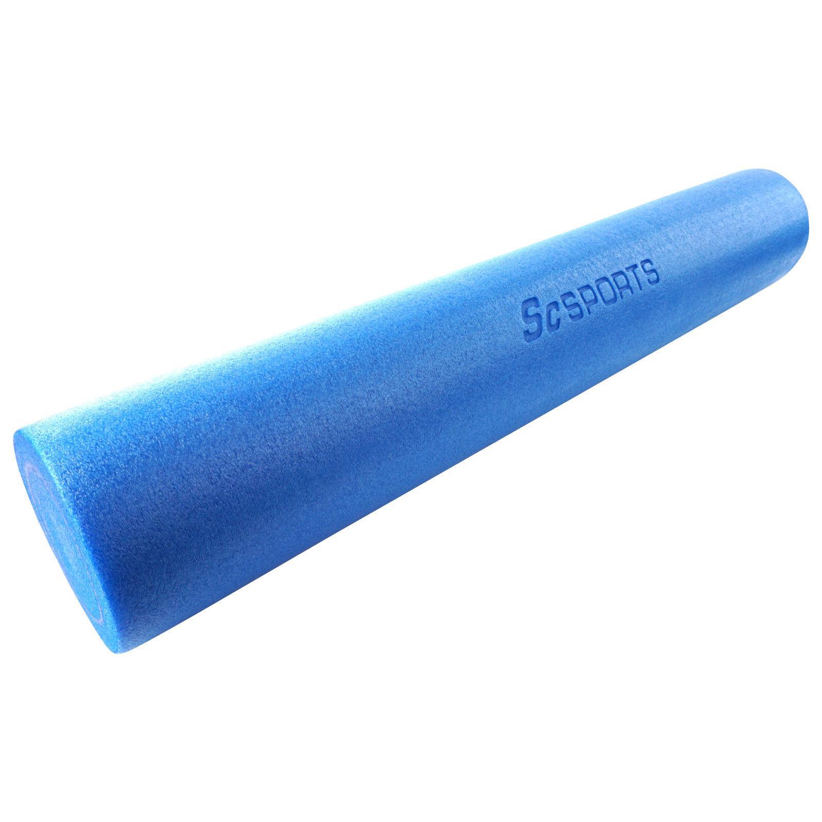ScSPORTS-Pilatesrolle-Faszienrolle-Massagerolle-Fitnessrolle-Yoga-Rolle-90-x-15 Indexbild 10