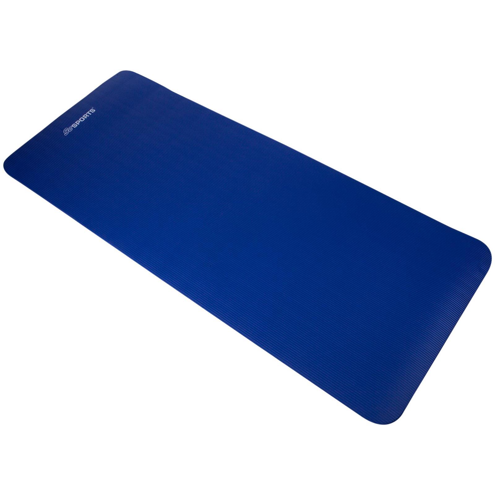 ScSPORTS-Gymnastikmatte-Fitnessmatte-Yogamatte-Turnmatte-190-x-60-x-1-5-cm Indexbild 10