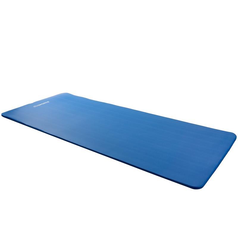 Gymnastikmatte Sportmatte 190 x 80 x 1,5 cm dunkelblau
