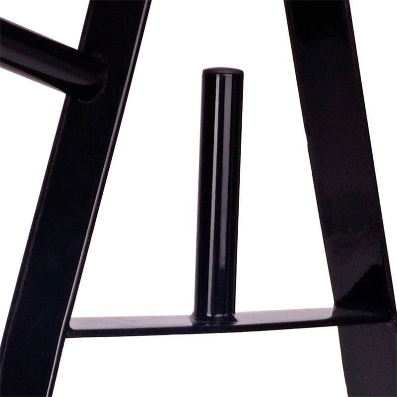 Hantelscheibenständer 30 mm schwarz