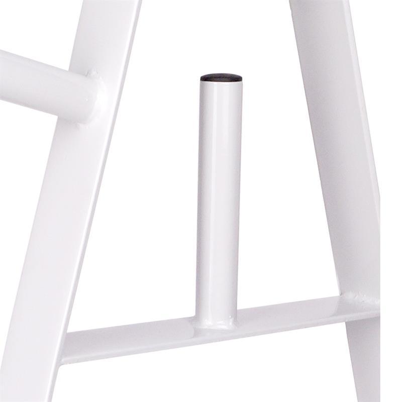Hantelscheibenständer 30 mm weiß