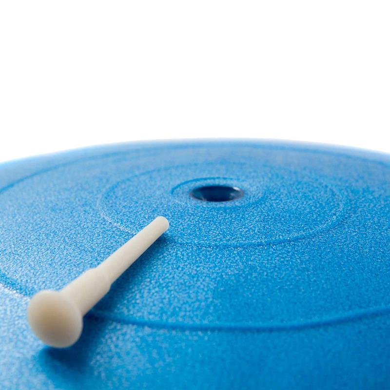 Gymnastikball 75 cm blau