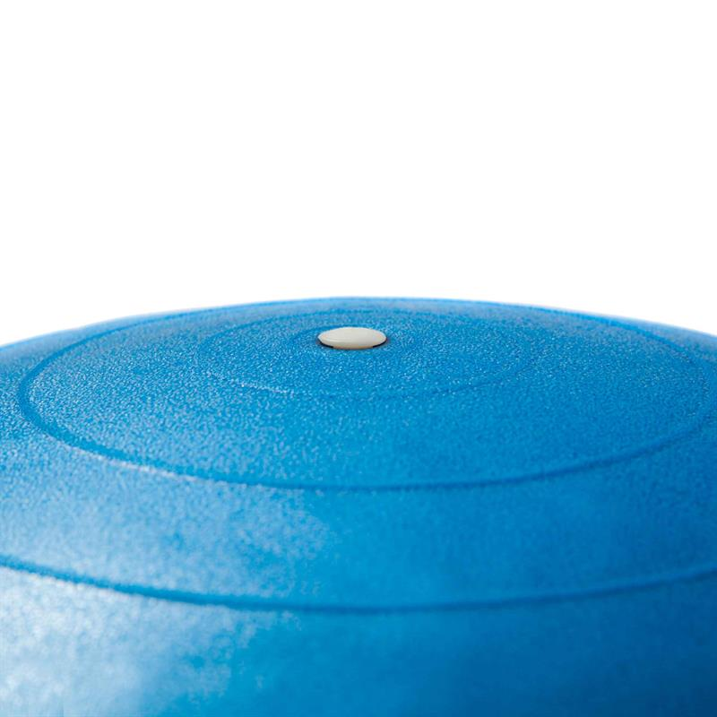 Gymnastikball Sitzball 55 cm blau