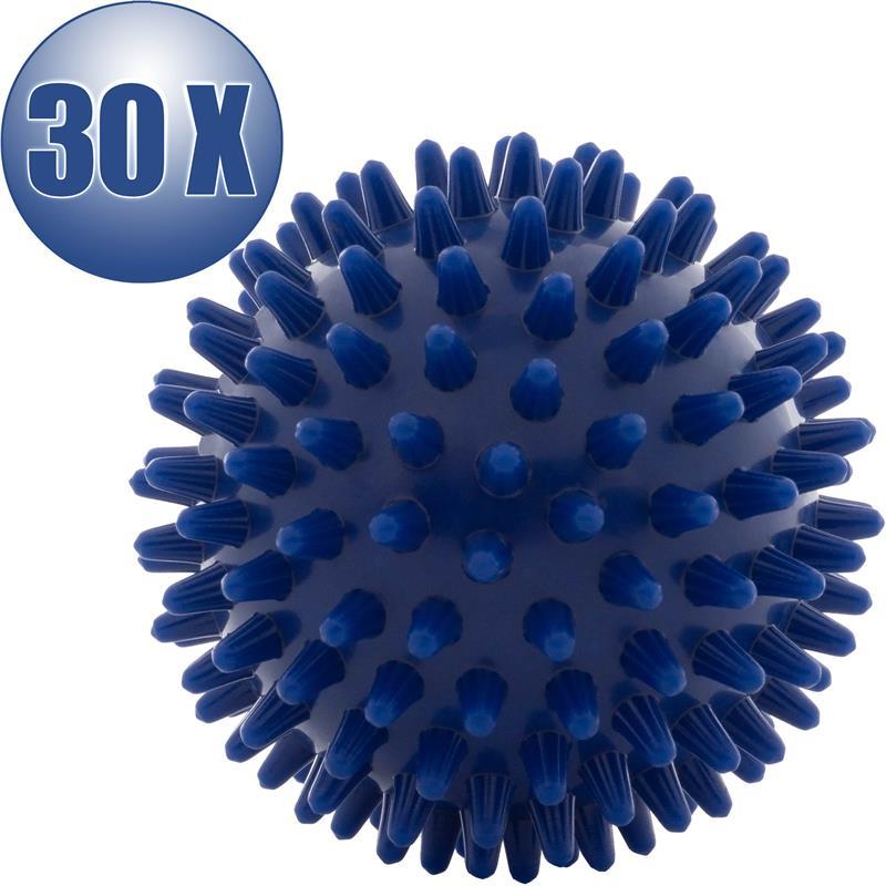Massagebälle 30er Set blau