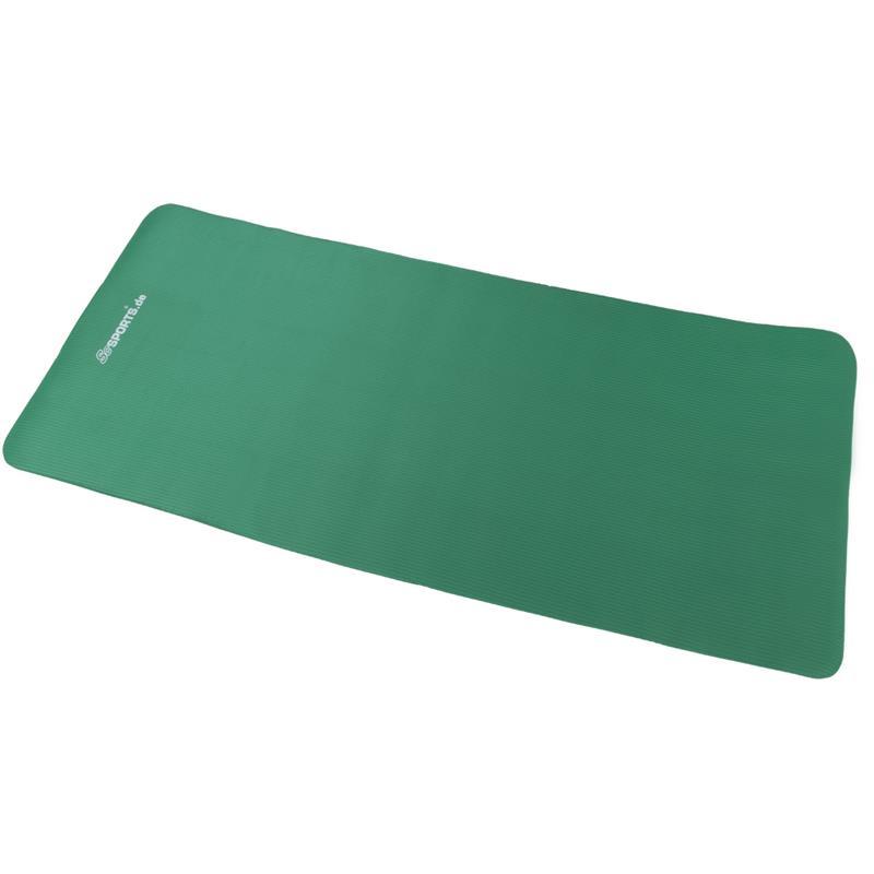 Gymnastikmatte Sportmatte 190 x 80 x 1,5 cm grün