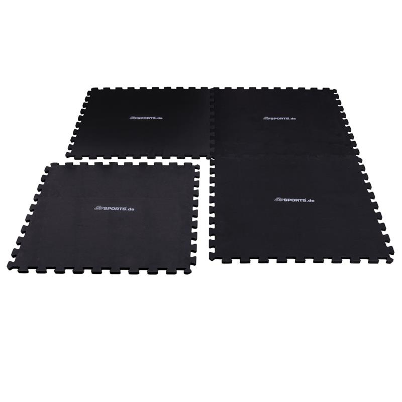Puzzlematte Bodenschutzmatte 4er Set