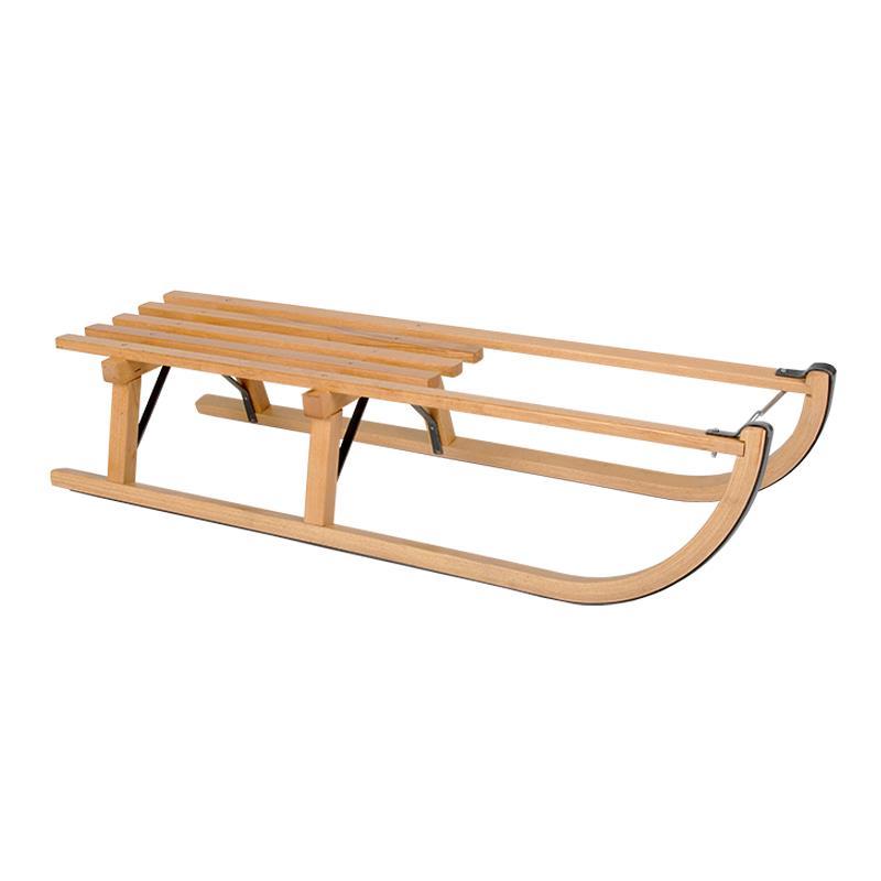 Holzschlitten Davos 110 cm