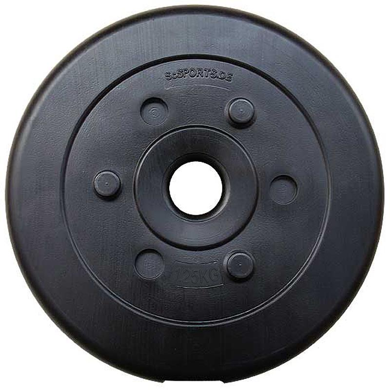 7,5 kg Hantelscheibenset Kunststoff 30 mm