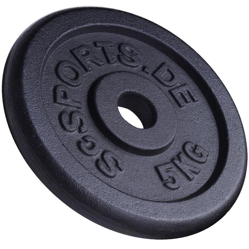 Hantelset SZ Stange Gusseisen 27 kg