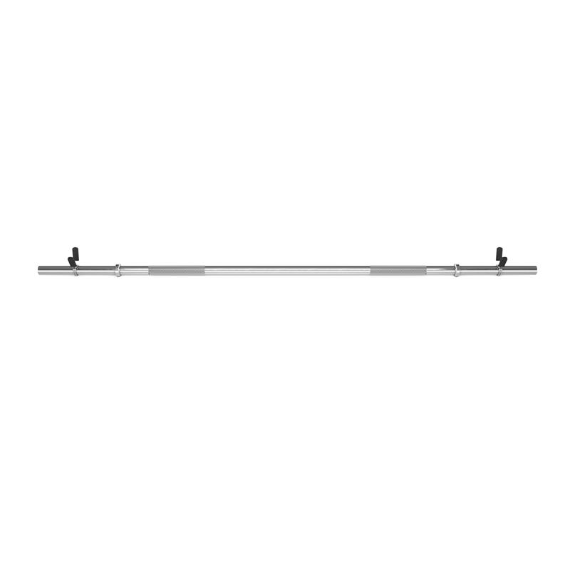 Langhantelstange 30 mm ohne Gewinde 160 cm Länge