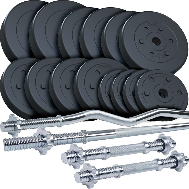 80 kg Profi Komplett Set