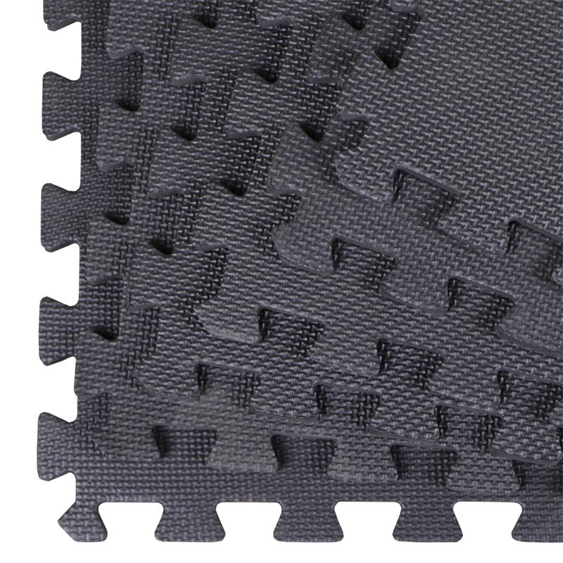 Puzzlematte Bodenschutzmatte 6er Set
