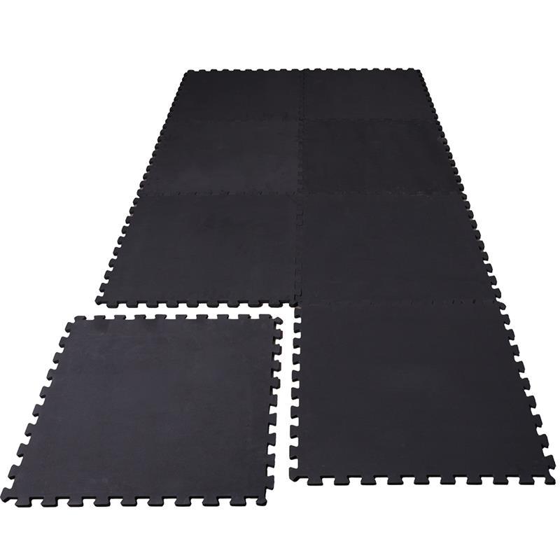 Puzzlematte Bodenschutzmatte 8er Set
