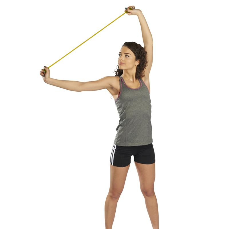 Fitness Tube leicht gelb