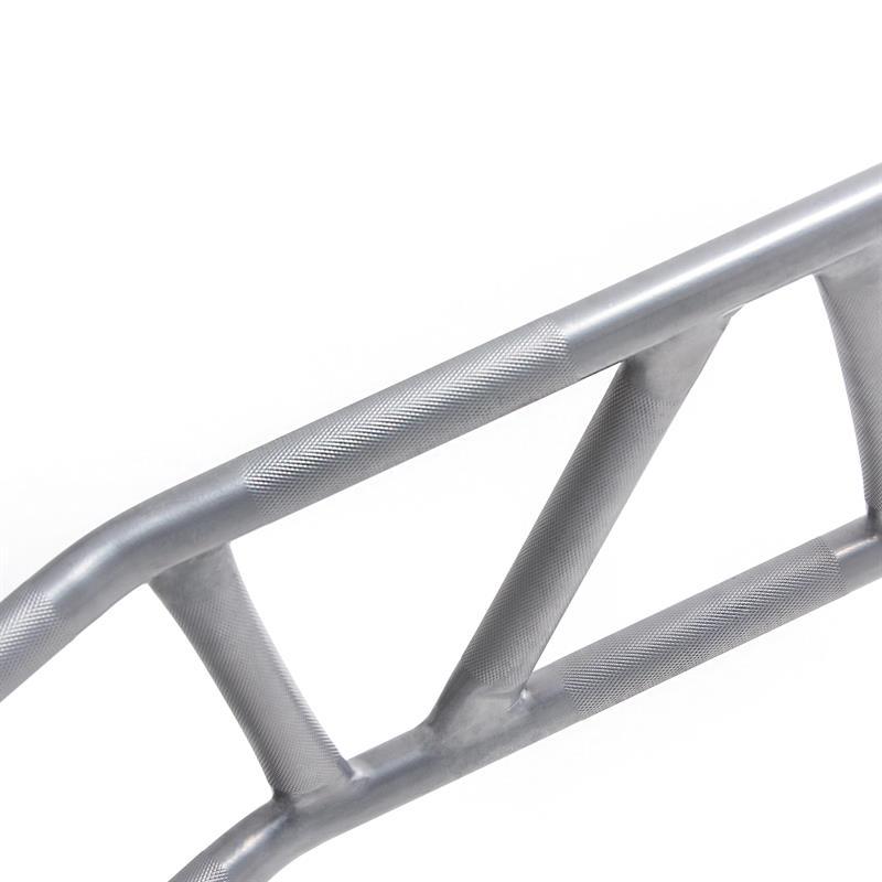Multifunktions-Klimmzugstange zur Wandmontage mit Kabelzug und Boxsackhalterung grau