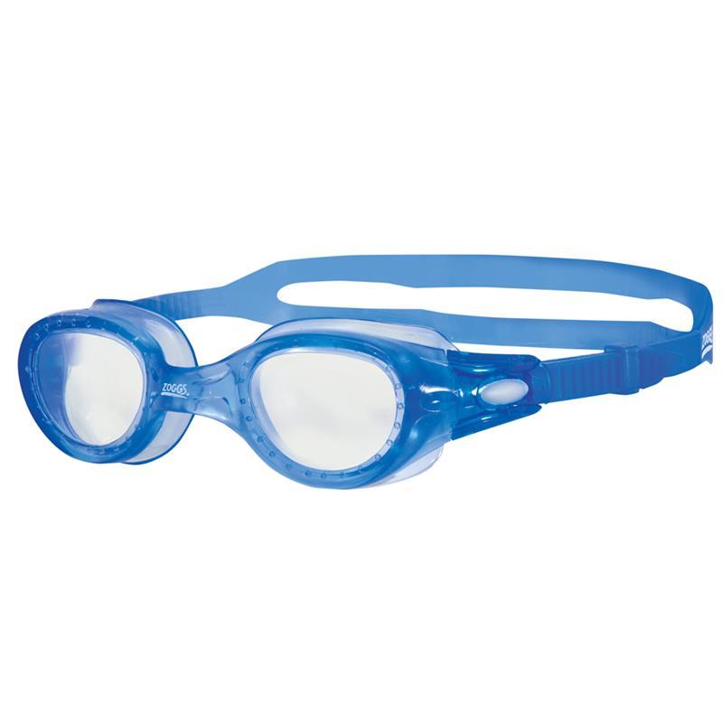 ZOGGS Schwimmbrille Phantom blau/transparent