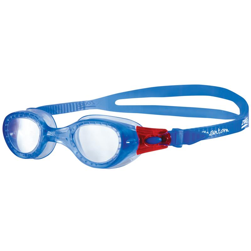 ZOGGS Schwimmbrille Little Phantom blau