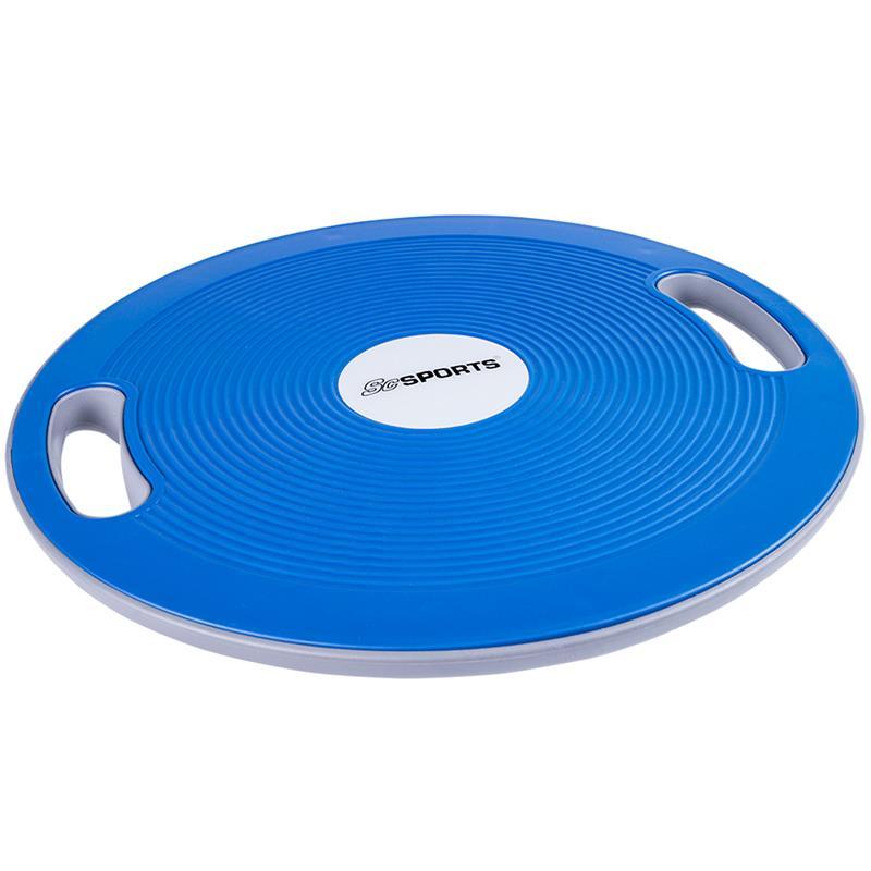 Gleichgewichtskreisel / Balance Board 40 cm mit Griffen