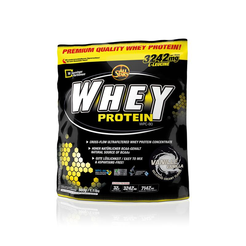 All Stars Whey Protein 500g