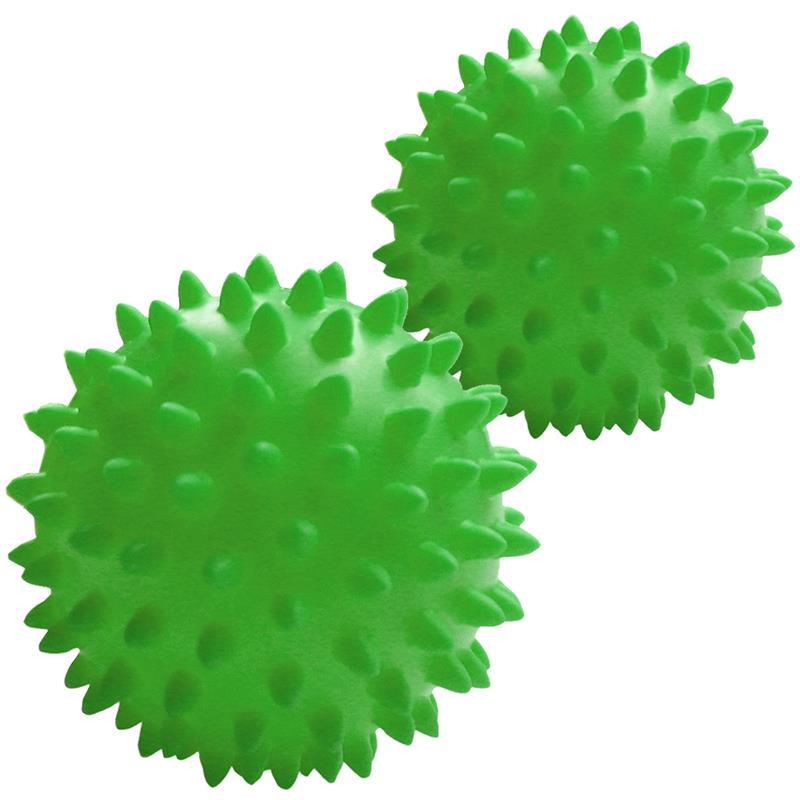 Massagebälle 2er Set grün