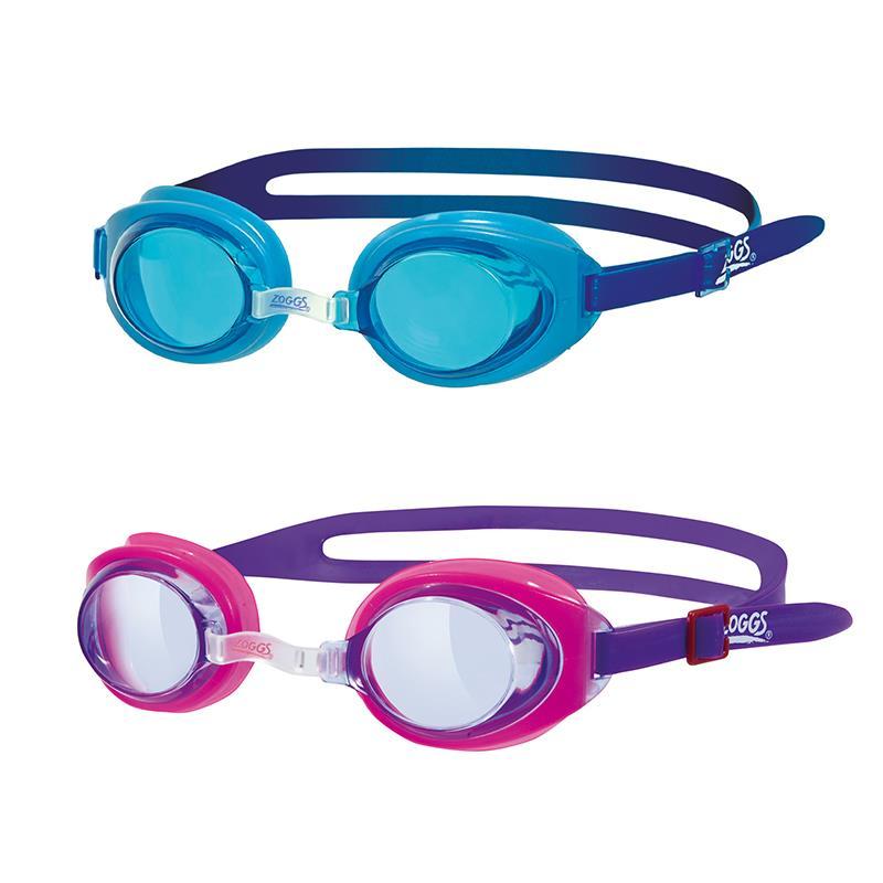 ZOGGS Schwimmbrille Little Ripper blau oder pink/lila