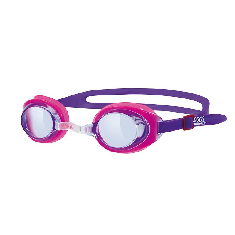 ZOGGS Schwimmbrille Little Ripper pink/lila