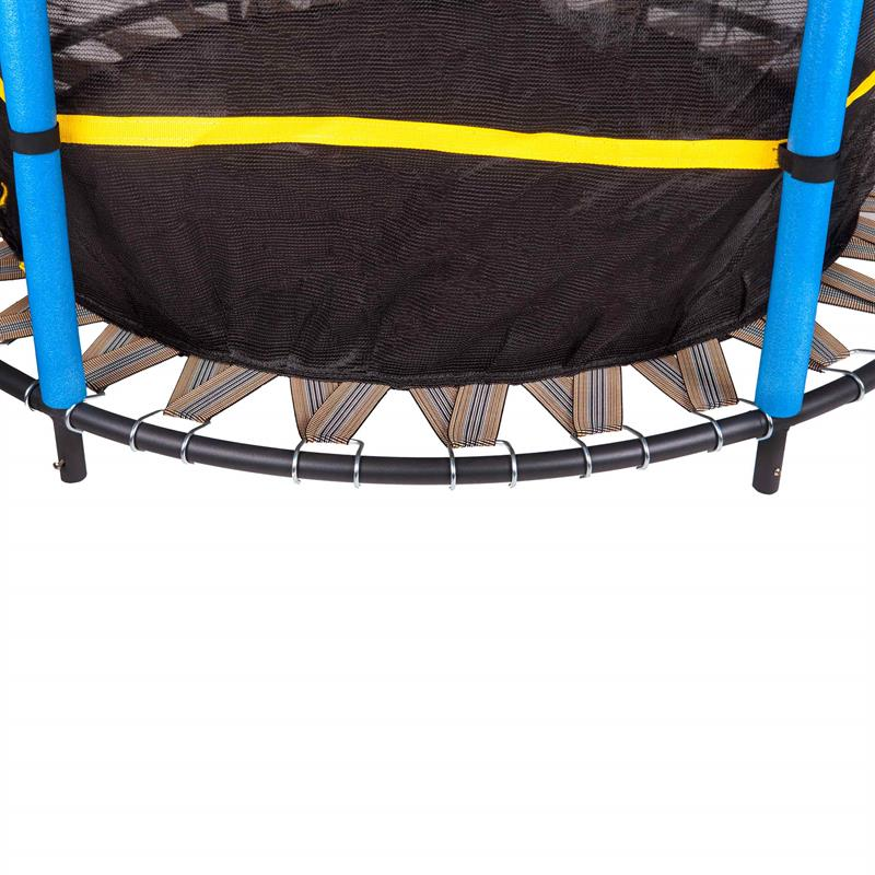 trampolin mit netz kindertrampolin 140 cm im scsports online shop. Black Bedroom Furniture Sets. Home Design Ideas