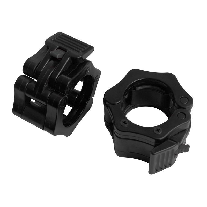 Hantel-Schnellverschluss Hantelverschlüsse 30 mm schwarz