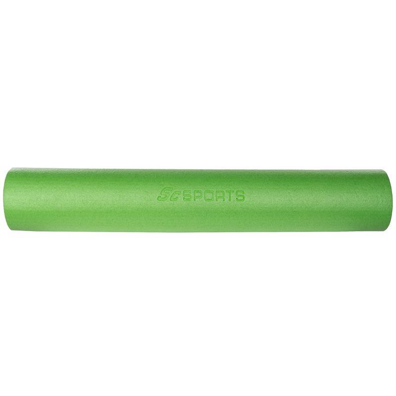 Pilatesrolle 90 x 15 cm grün