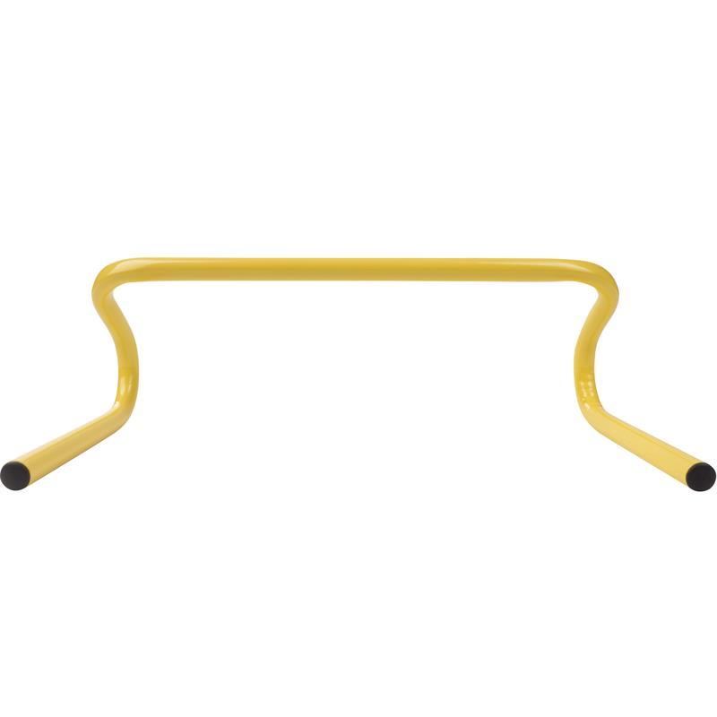 Trainingshürden 6er Set 15 cm gelb mit Trageschlaufe