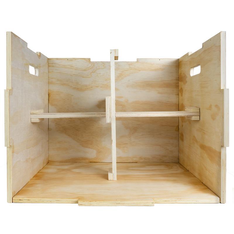 Plyo Box Sprungkasten aus Holz